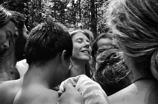 Living off the Land: Photos Depict Daily Life on a Commune in Virginia