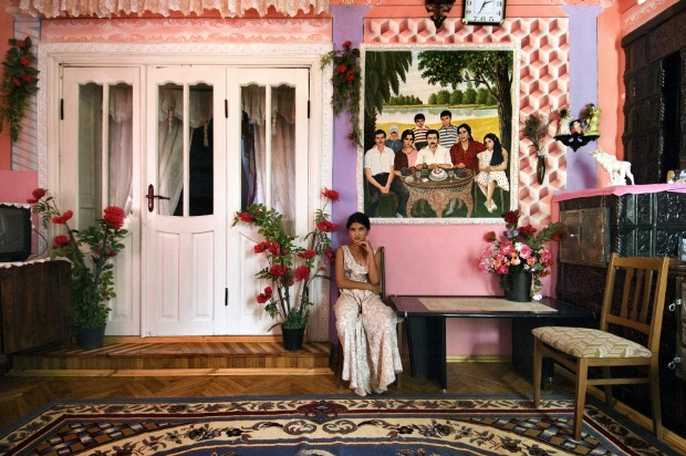 Gypsy interiors a colorful look inside the homes of for Interior design roma