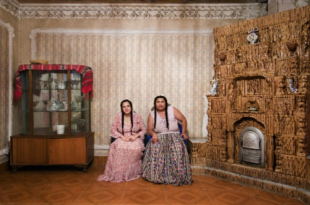 gypsy interiors a colorful look inside the homes of wealthy roma