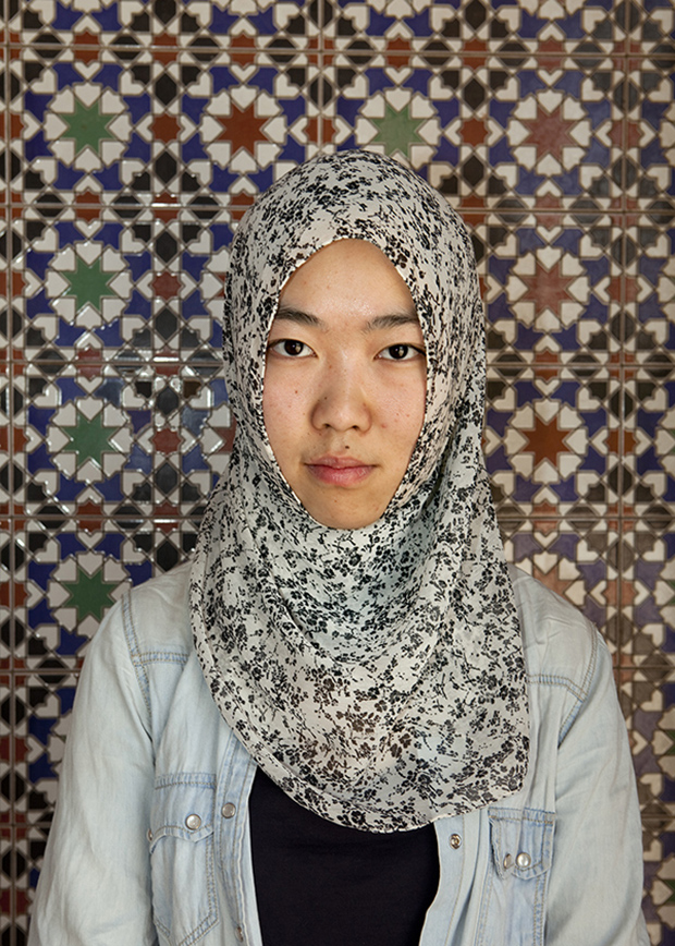 Thought-Provoking Photos Reveal the Complexities of Life As a Chinese Muslim Woman