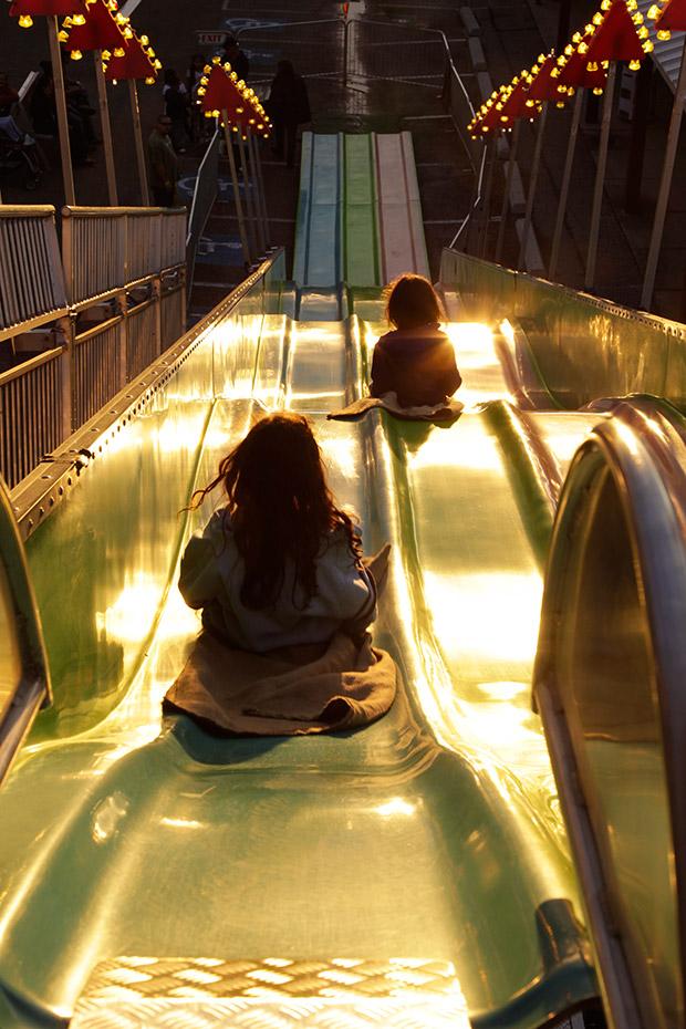 Carnival Fun Slide