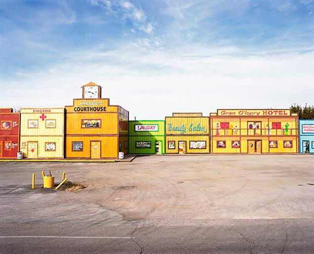 Tourist Trap in Akela Flats, NM
