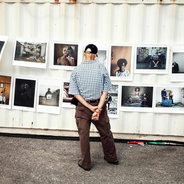Head On Portrait Prize