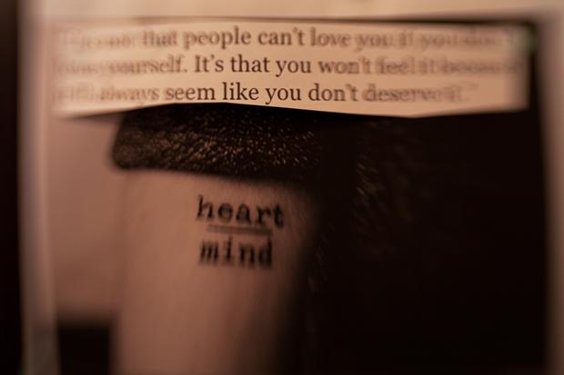 Heart. Mind.