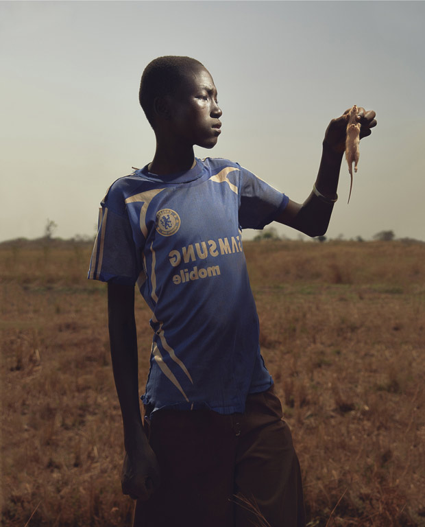 The African Middle Class: Portraits of Youth in Ghana Navigating a Radically New World
