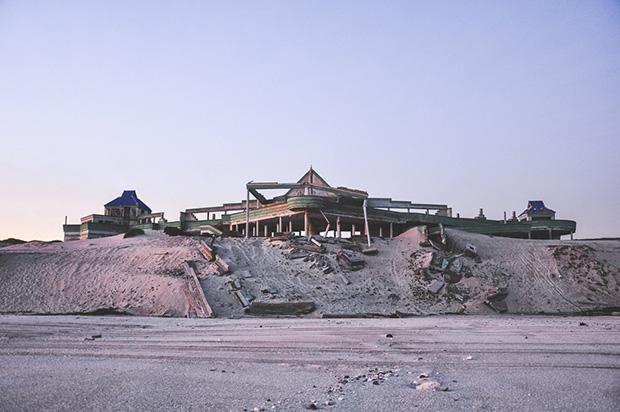 Abandoned - Macassar Beach Pavilion