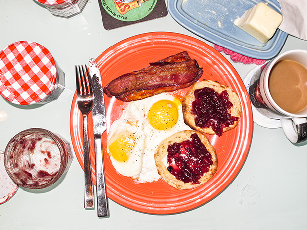 The Ultimate Food Diary: Photographer Captures Every Single Thing He Eats for an Entire Year