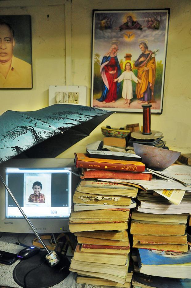 Delhi Photographer Chandan Gomes Looks Back on His Modest Childhood Home