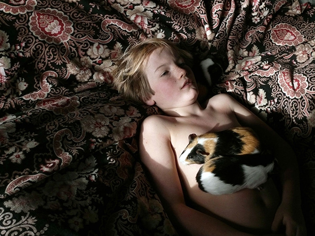 Magical Photos Capture the Wonders and Sorrows of Childhood in Rural France