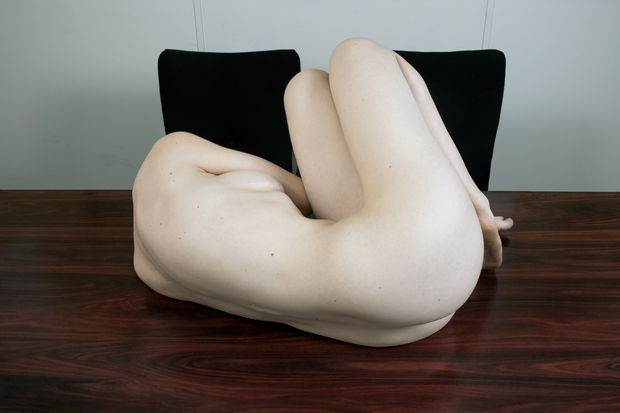 Dynamic Nude Self Portraits Depict One Woman's Changing Body Over Seven Years (NSFW)