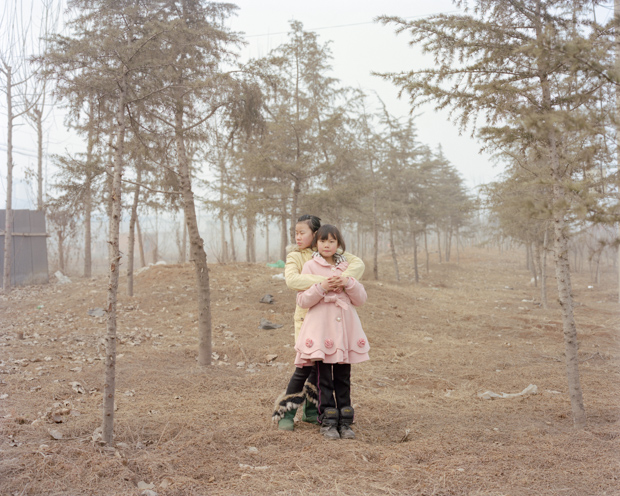Taken at the Borders Between Urban and Rural Communities, Photographs Show China in Transition
