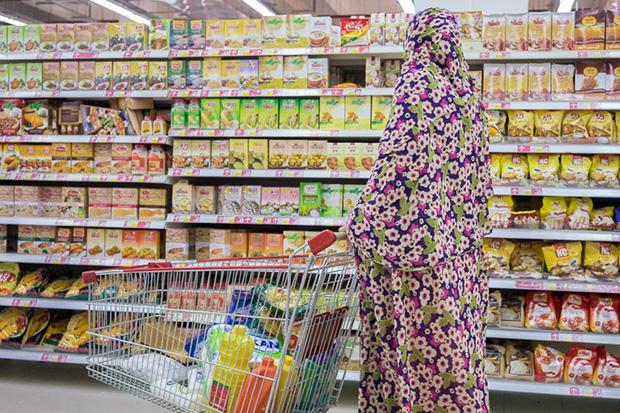 Photo du Jour: Shopping in Iran