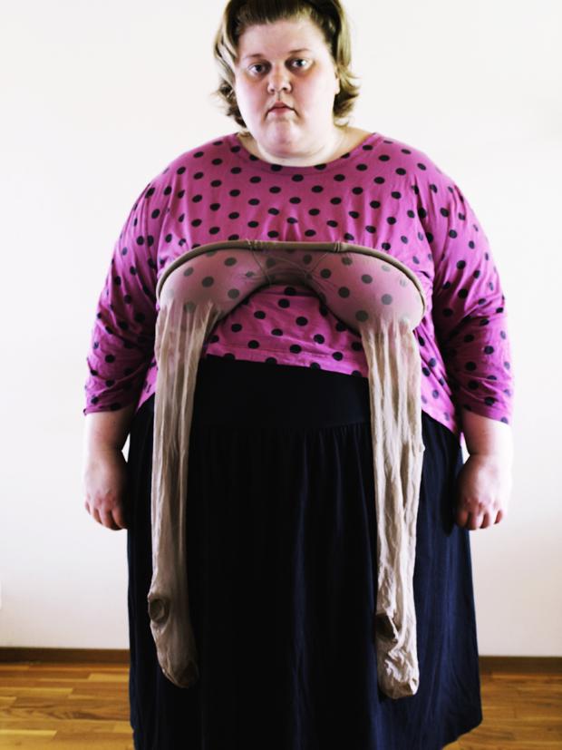 Strange Self-Portraits Challenge and Reinterpret the Feminine Domestic Role