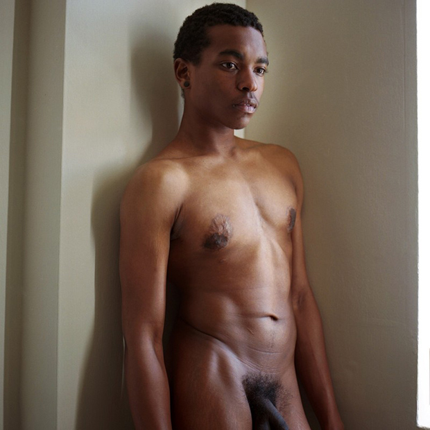 Male Nude Black 18