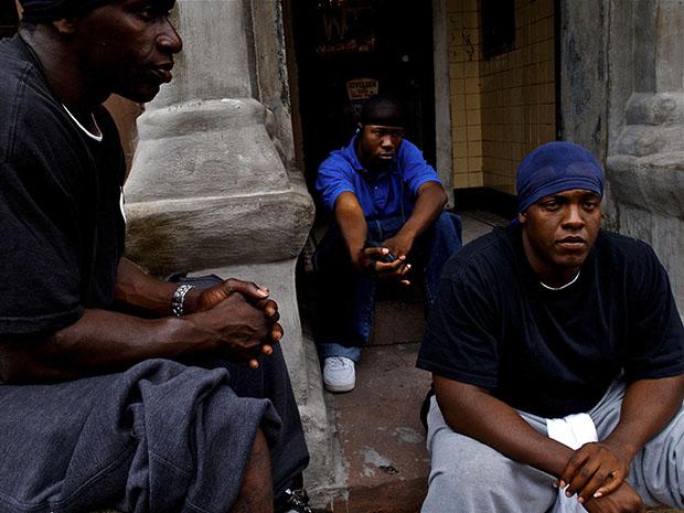 USA. Harlem, NYC. 2004.