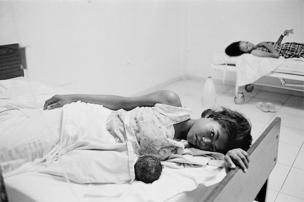 Maternity Ward, Hospital Juan Pablo Pina