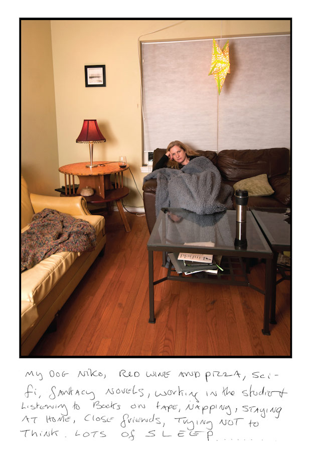 Fascinating Photos Compare the Dual Lives of People Living with Mental Illness