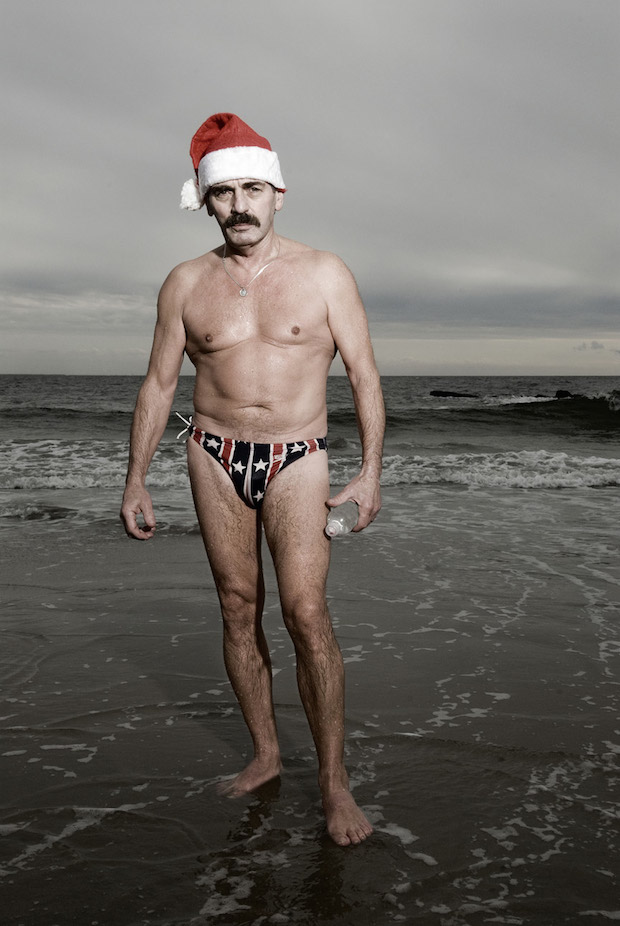 Portraits of Winter Swimmers Who Revel in the Icy Atlantic