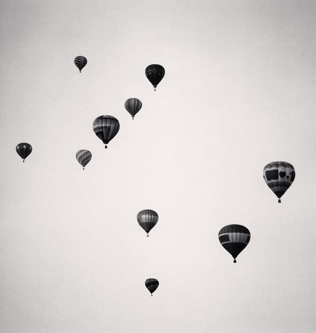 Ten Balloons, Albuquerque, New Mexico, USA. 1993