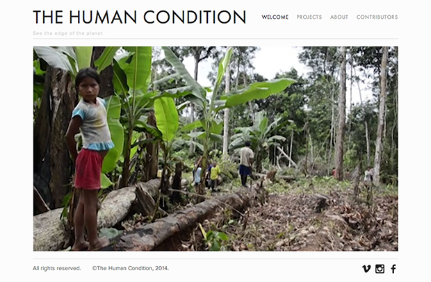 The_Human_Condition_Homepage