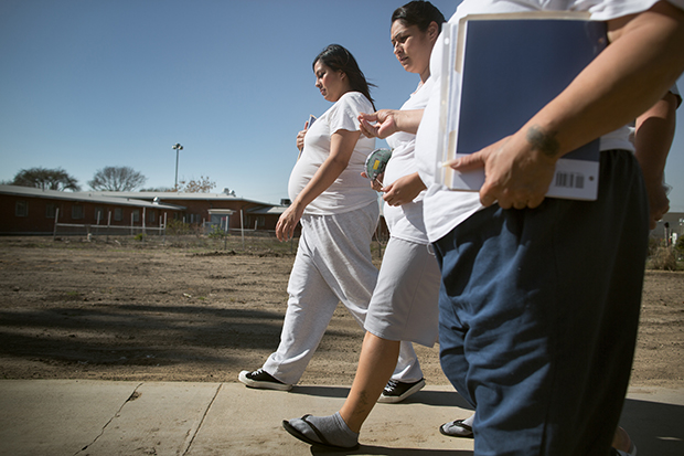 01 Regina Zodiacal - Pregnant in Prison Prisoners Child Childcar