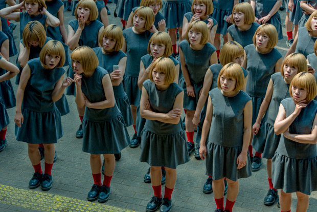 Photos of Cloned Individuals Depict the 'Power of Theater in a Still Image'