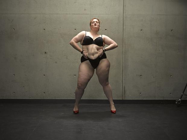 Portraits Shine Light on Plus-Sized Dancers