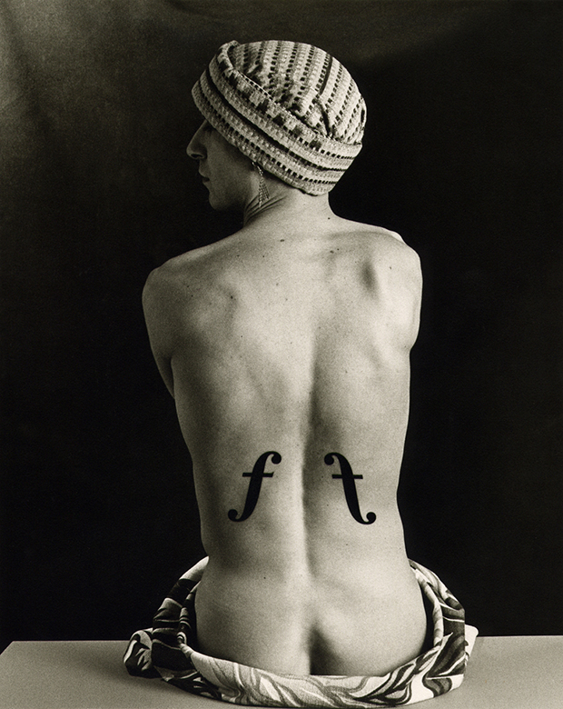 Male Photographer Plays the Part of Famous Female Nudes from Art History (NSFW)