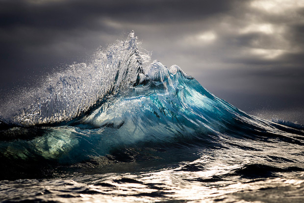 Australian Photographer Captures the Most Beautiful Images of Waves You'll Ever See
