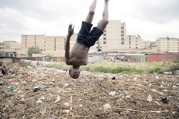 Photographer Documents Life Inside One of Africa's Largest Slums