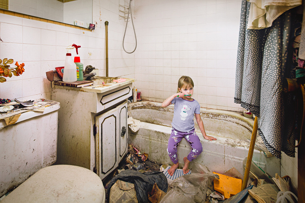 Home Instead Omaha >> Photographer Returns to His Childhood Home Where He Lived With His Mother, a Compulsive Hoarder ...