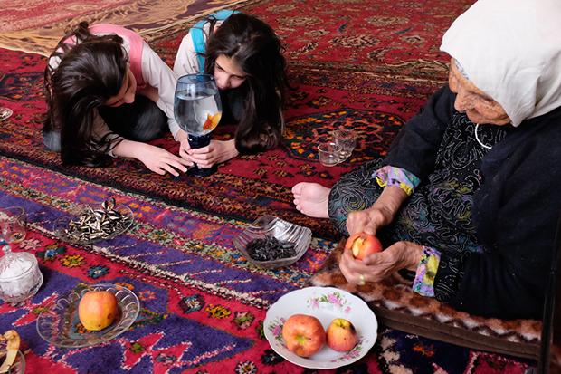 Saeedeh & Samira