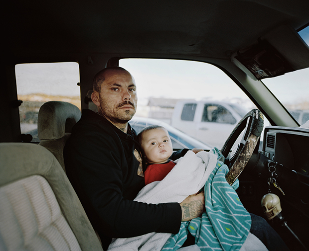 Fascinating Portraits Give us a Window into Native American Life on a Reservation in Montana