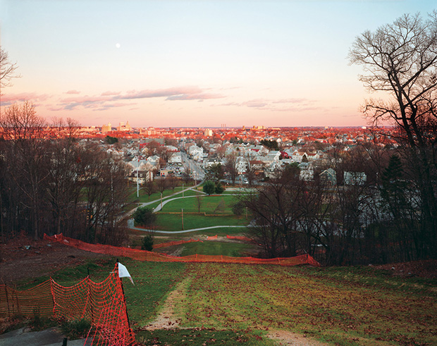1 - Neutaconkanut Park, Looking Out Over Providence