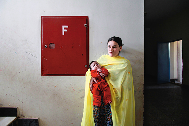 Gripping Portraits Give Voice to Afghanistan's Imprisoned Women, Jailed for 'Moral Crimes'