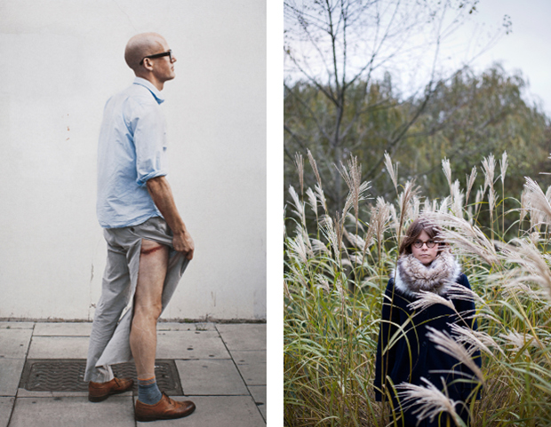 Photographers Take Portraits Of For The Swap