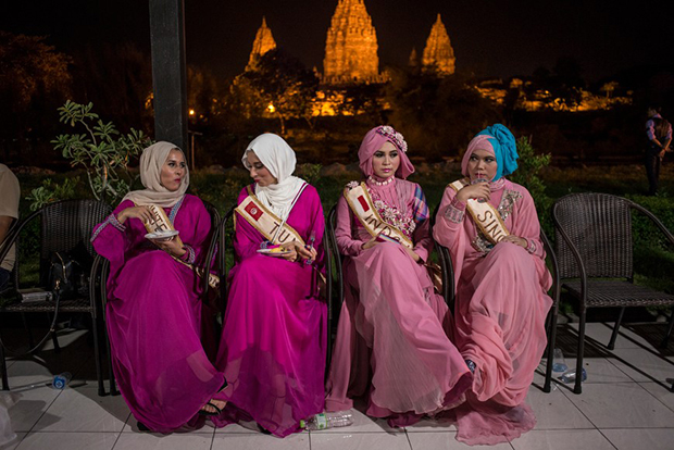 Welcome to Miss Muslimah, a Beauty Pageant for Muslim Women