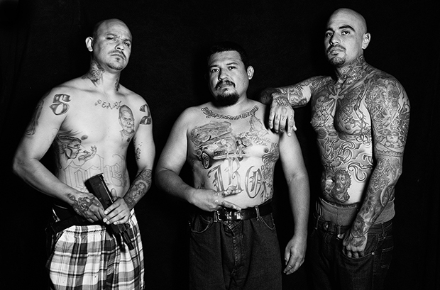 4b23b2db0b5d5 ... eight young men cast off their involvements within the Mexican gang  system in hopes of forging non-violent lives as a brotherhood of tattoo  artists.