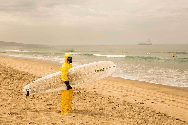 HAZMAT Surfing by Dyrland Productions