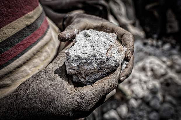 War for minerals (D.R.Congo)