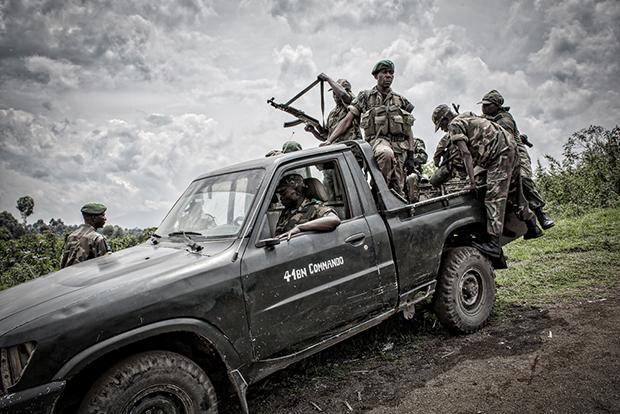 War for minerals (D.R.Congo)