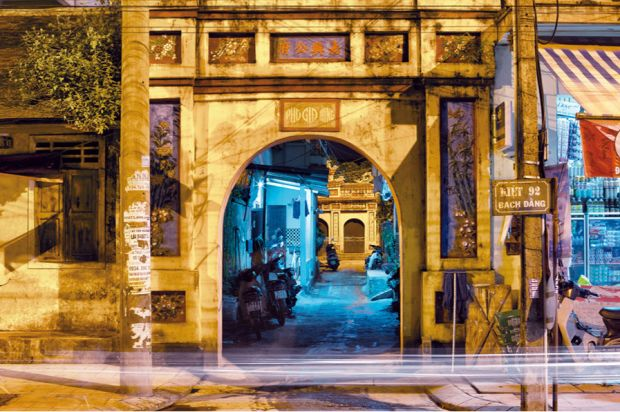 Hanoi at Night is Hauntingly Beautiful