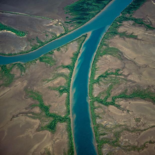 Ord River 01_Australia_aerial