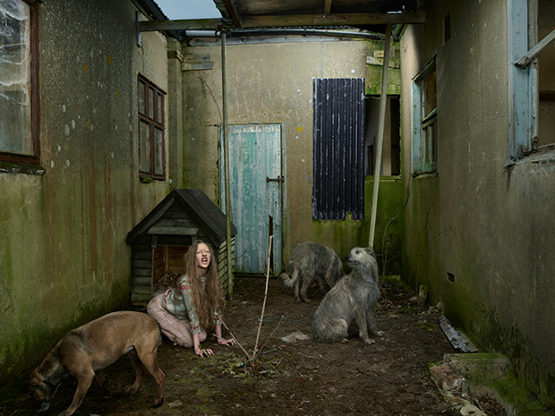 Dark and Disturbing Photos Illustrate Stories of 'Feral Children'