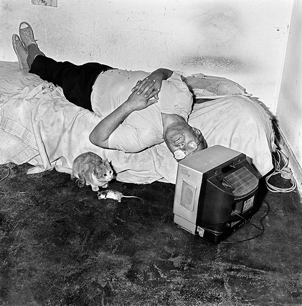 Roger Ballen's New Book Probes Into the Darkest Corners of the Human Mind