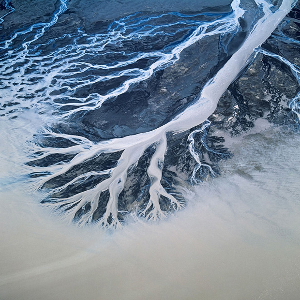 Skeidarar 01_Iceland_aerial