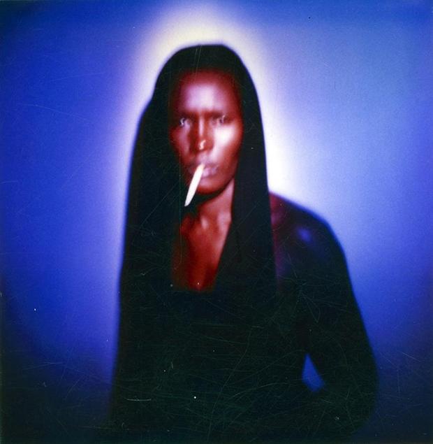 Smoking-Grace,-New-York-1986