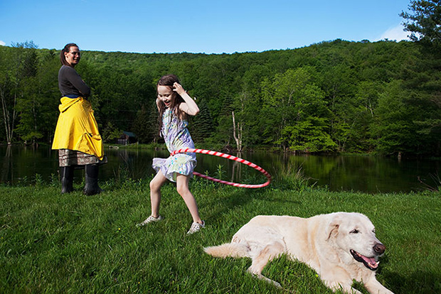 A Glimpse Into the Lives of Children Homeschooled in Upstate New York