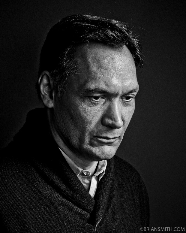 Jimmy Smits photographed at the Sundance Film Festival for 'Art & Soul'