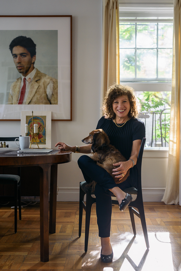 A Day In the Life of Art Dealer Julie Saul and Her 30-Year-Old Gallery in Chelsea